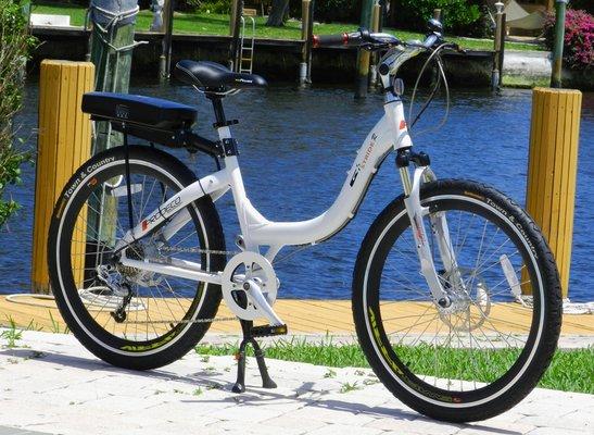 Electric Bike Rentals & Tours