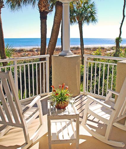 Islandgetaway Porch View